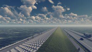 Afsluitdijk, sociale veiligheid
